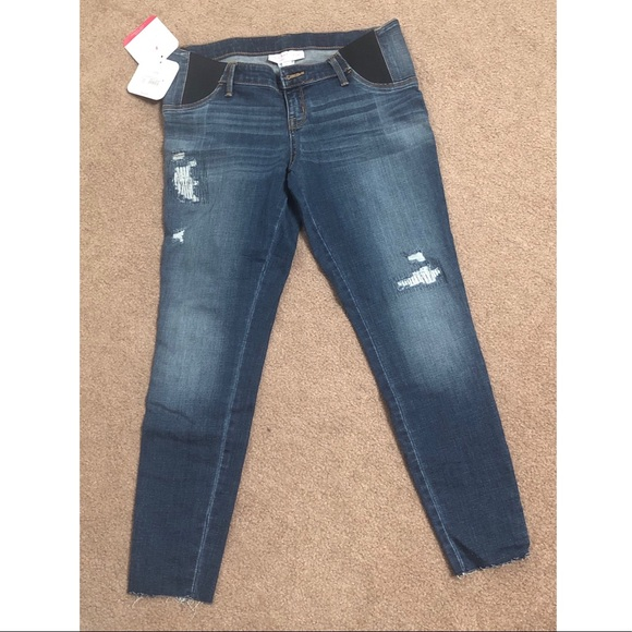 add0d039f9b29 isabel maternity Jeans | Jeggings With Side Panel | Poshmark